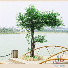 Fire Resistant Artificial Banyan Tree