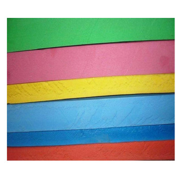 Colorful EVA foam sheet for slipper