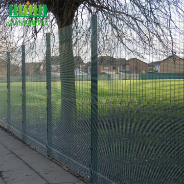 Hot sale PVC coated anti-climb 358 fence