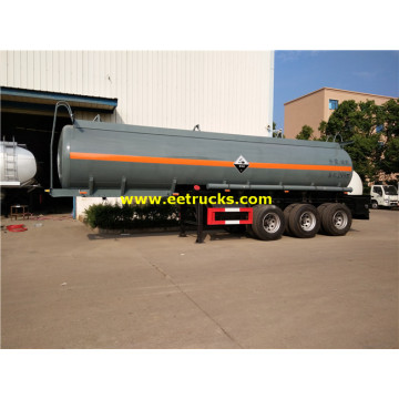 20000 Litres 3 Axles Sulfuric Acid Trailer Tanks