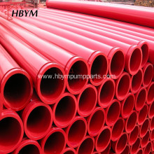 DN125 ST52 Concrete Pump Pipe