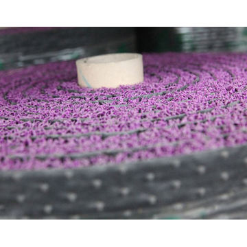 Hot pressure car mats pressing