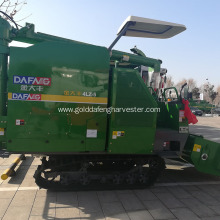 updated reliable agriculture equipment harvester rice