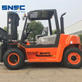 New 5 Ton Forklift With Container Mast