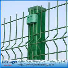 Curved Fence/ Nylofor 3D Wire Mesh Fence