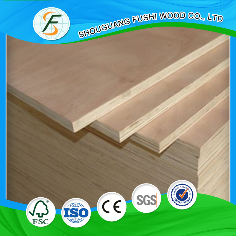 18MM Okoume Plywood for Furniture