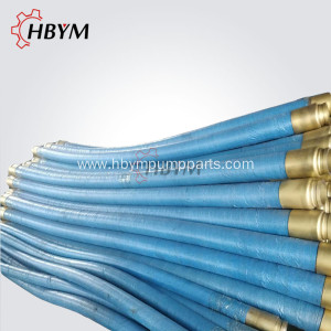 DN100 3M Concrete Pump Spare Parts Rubber Hose
