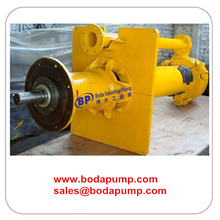 Sump Slurry Pump Application