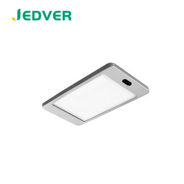 Surface Mounted LED Cabinet PIR Sensor Panel Light