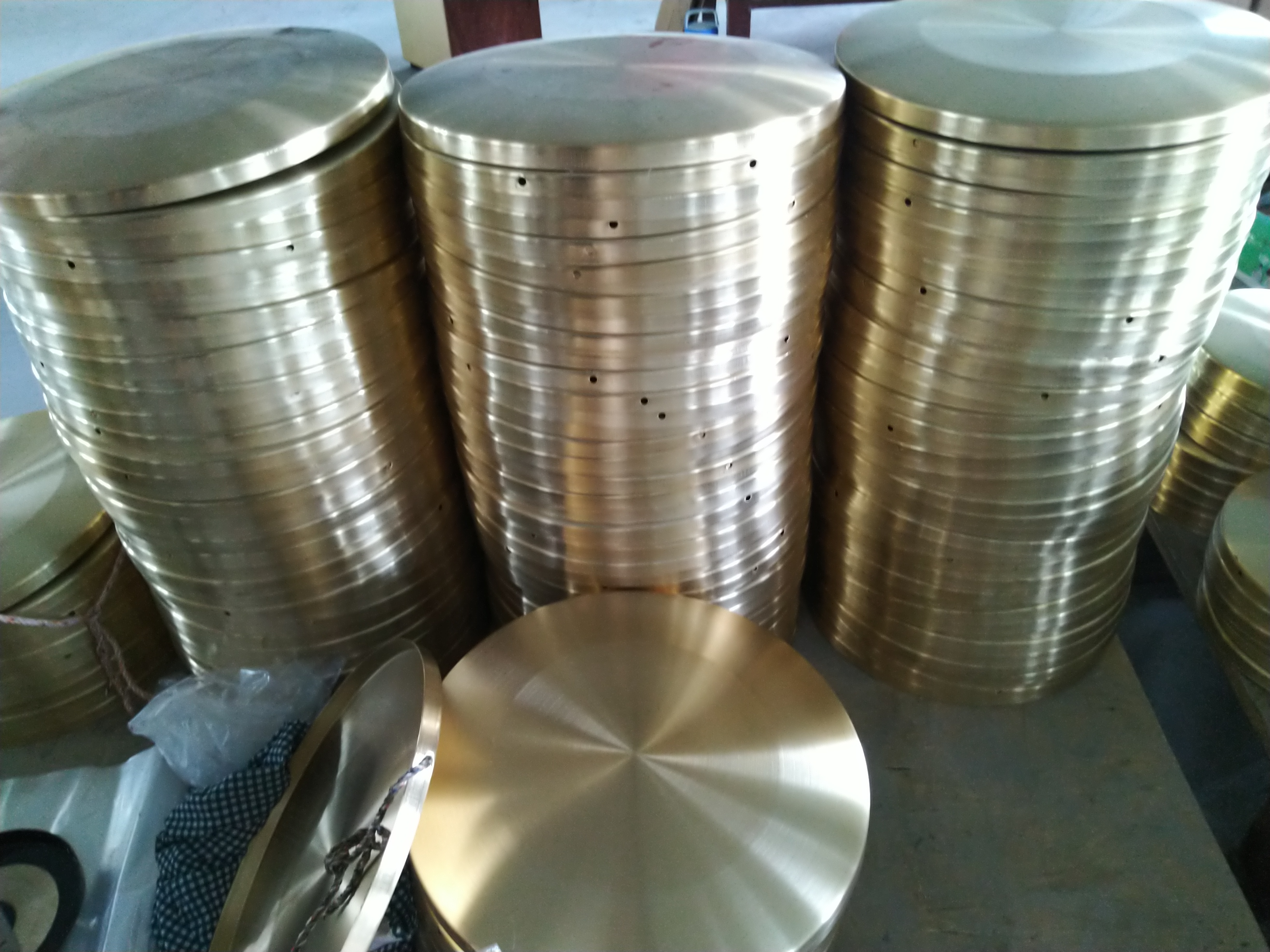 Brass Alloy Gongs