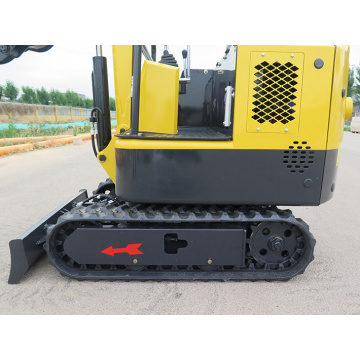 1ton mini excavator HX10 digger machine