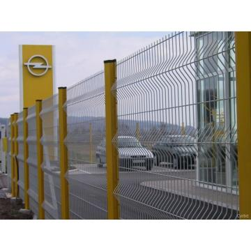Metal Security Fence Panels For Airport fencing
