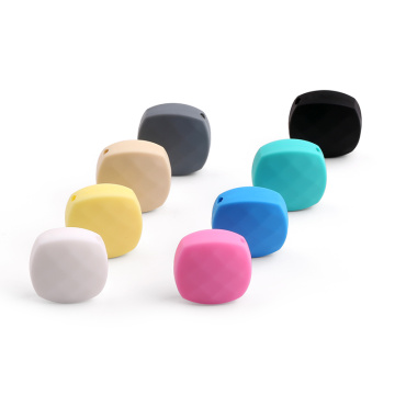 Food Grade Silicone Chew Loose Beads