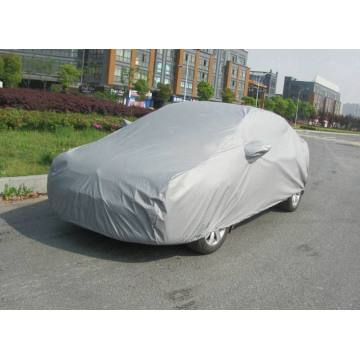PE+spunlace white color safety/protective  car cover