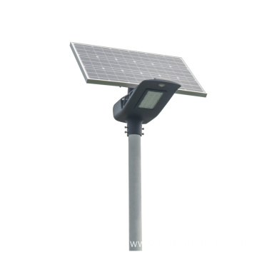 Remote Control 50W Solar Epistar 3030 Street Light