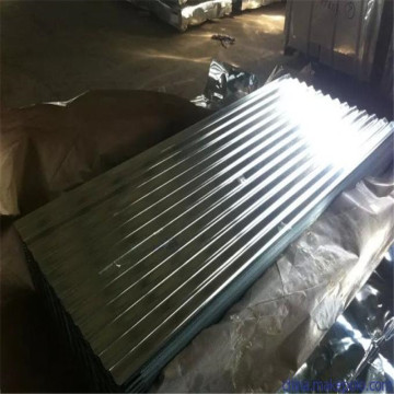 Galvanized Corrugated Wave Sheet Construction Material