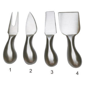 4 Pcs Cheese Tool Set with New Design