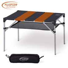 Outdoor Aluminum Folding Table For Picnic Climbing