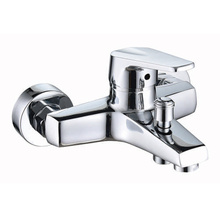 Stainless Steel Bath and Shower Faucet