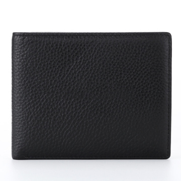 Luxury Genuine Leather Wallet Card Holder for Men