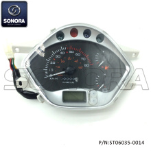 ZNEN Spare part ZN50QT-30A RIVA Speedometer,Odometer (P/N:ST06035-0014) Top Quality