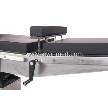 hospital theare manual surgery bed