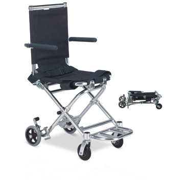Cheap Foldable Lightweight Convenient Aluminum Wheelchair
