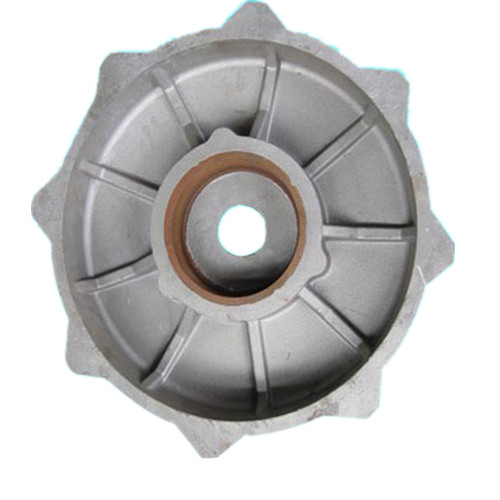 Electric Aluminim Die Casting Motor Cover