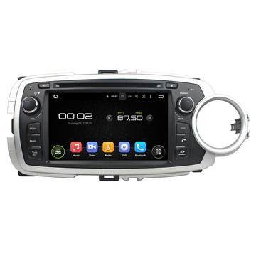 Car dvd player Android per Toyota Yaris 2012-2013