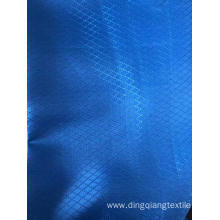 100% Polyester Bed Sheet Diamond Jacquard Fabric