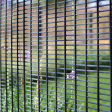 Anti Climb Clear View Fence