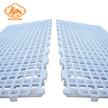 Different colors plascit poultry flooring