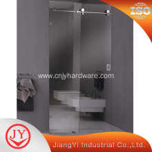 Good Quality for Sliding Door Track Hotel Bathroom Glass Sliding Door Fitting export to Germany Exporter