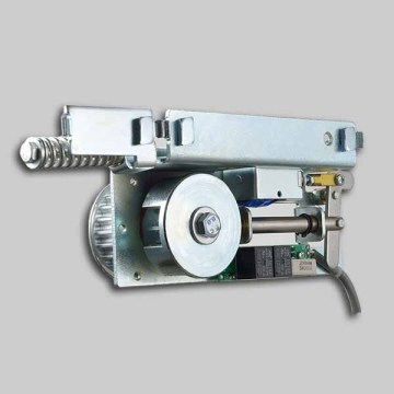 Commercial or home automatic sliding door locks