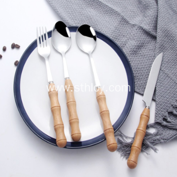 3 Piece Stainless Steel Flatware Set