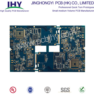 HDI PCB 6 Layer Immersion Gold