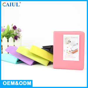 Excellent quality price for Offer Photo Album,Calendar Photo Album,Polaroid Photo Album From China Manufacturer Photo Album Fit For Fujifilm Instax Camera Film export to South Korea Importers