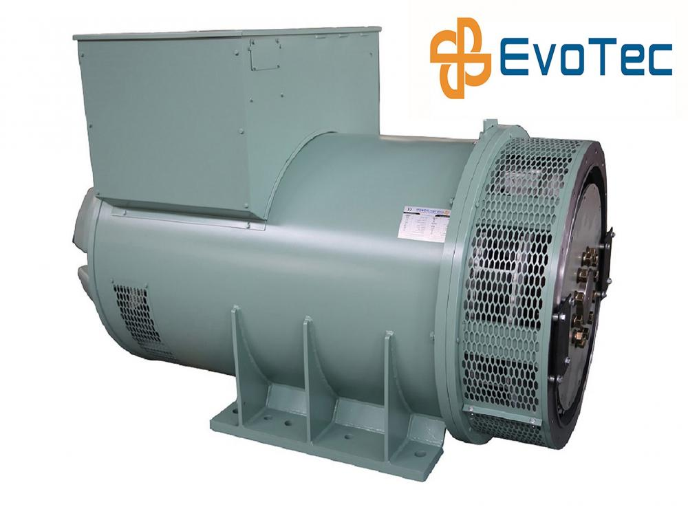 400kw Brushless Three Phase Synchronous Generator