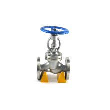 JKTL high temperature globe valve high pressure with water sealing