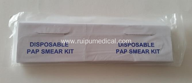 Mediacl Sterile Disposable Test Pap Smear Kits