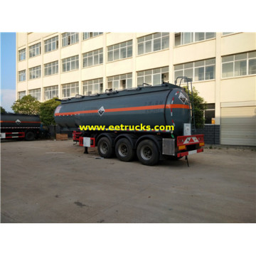 30T 28500L Sulfuric Acid Delivery Trailers