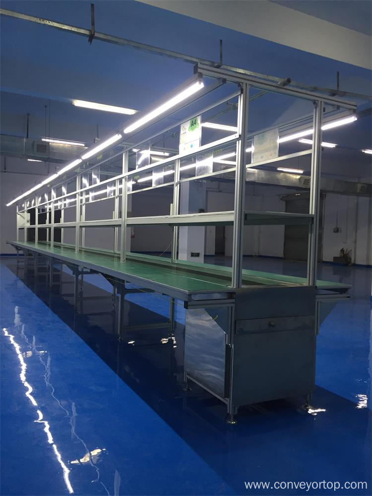 Wholesale Aluminum Belt Conveyor Assembly Line