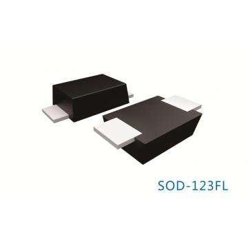 1A 40V Surface Mount Schottky Barrier Rectifier