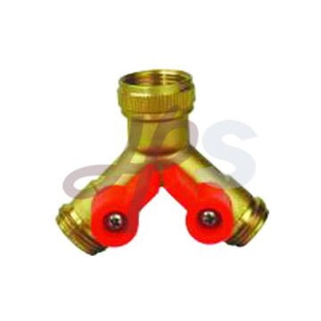 Brass Garden hose connectors