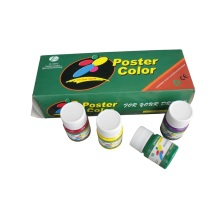 Reliable for Poster Paint 12 color 30ml Poster color export to Kenya Factories