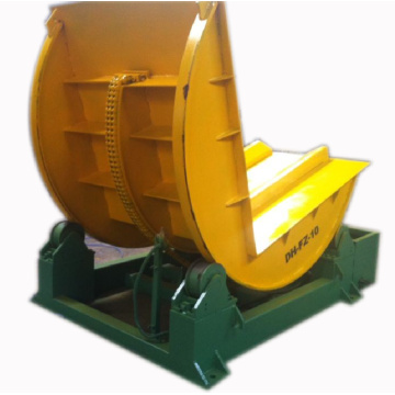 10 tons steel coil upender