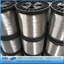 3mm galvanized tie wire / galvanized flat wire