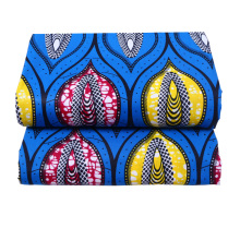 Best quality Low price for African Wax Printing Fabric Candle wax in fabric dutch wax fabric export to Netherlands Suppliers