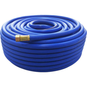 Double polyester reinforement PVC Hose