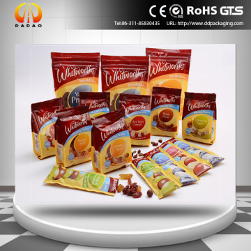 Custom Printing Food Film Metallized Bopp Film